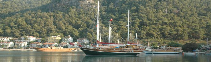 Turkey Tours - Gulets - Sailing The Mediterranean - Fez Plus